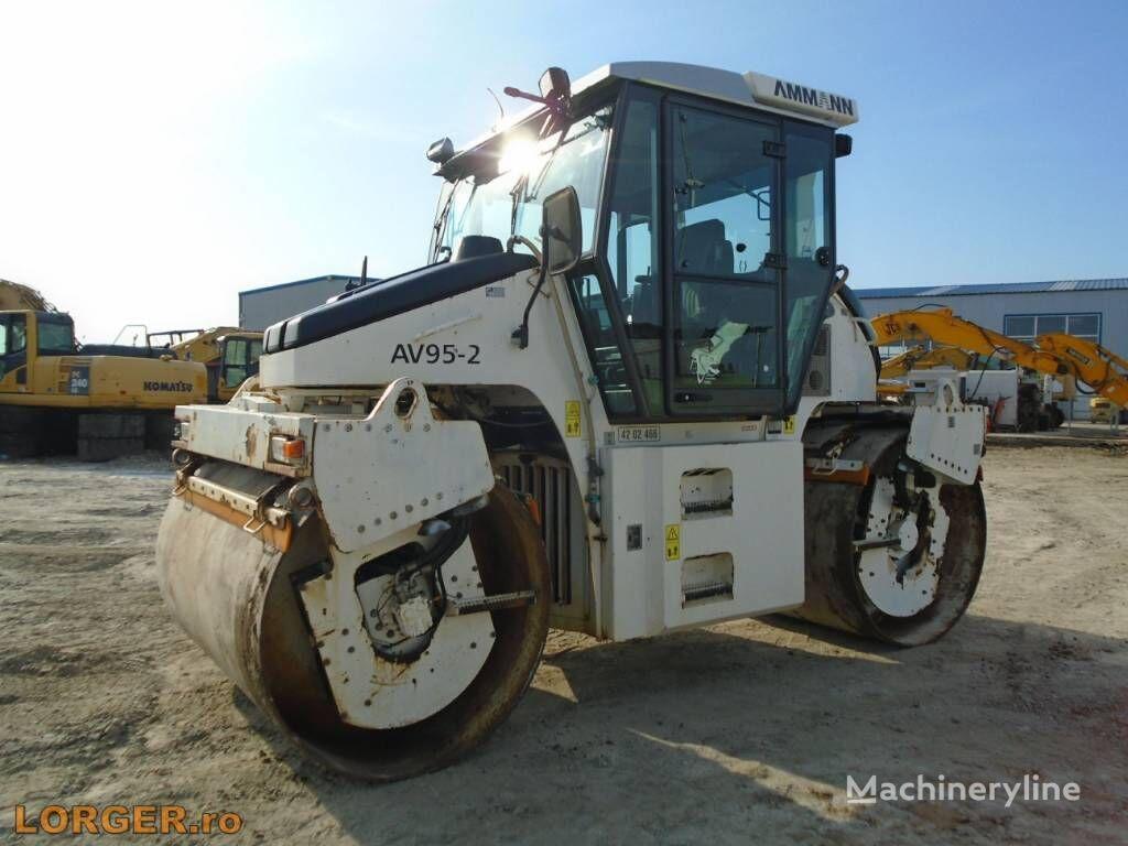 AMMANN AV  95-2 road roller