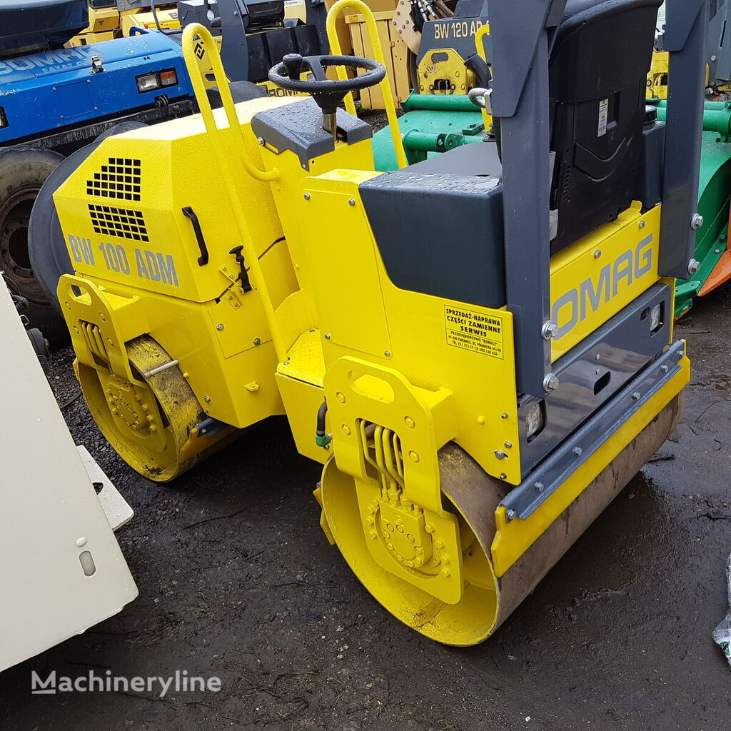 BOMAG BW 100 ADM-2 road roller