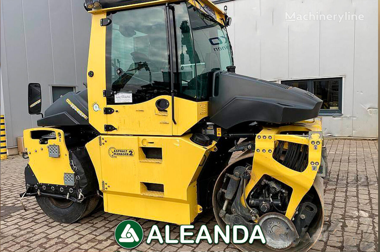 BOMAG BW 154 ACP road roller
