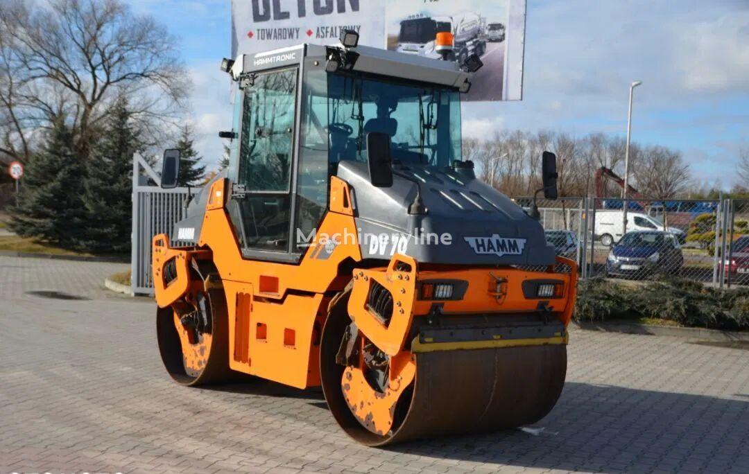 HAMM DV 70 VV road roller