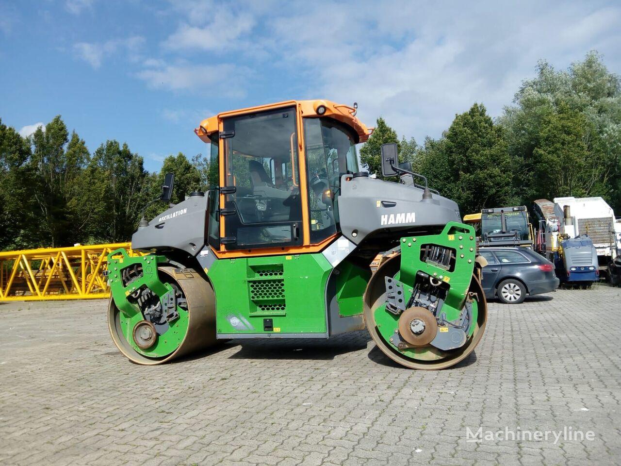 HAMM DV+90i VO-S road roller