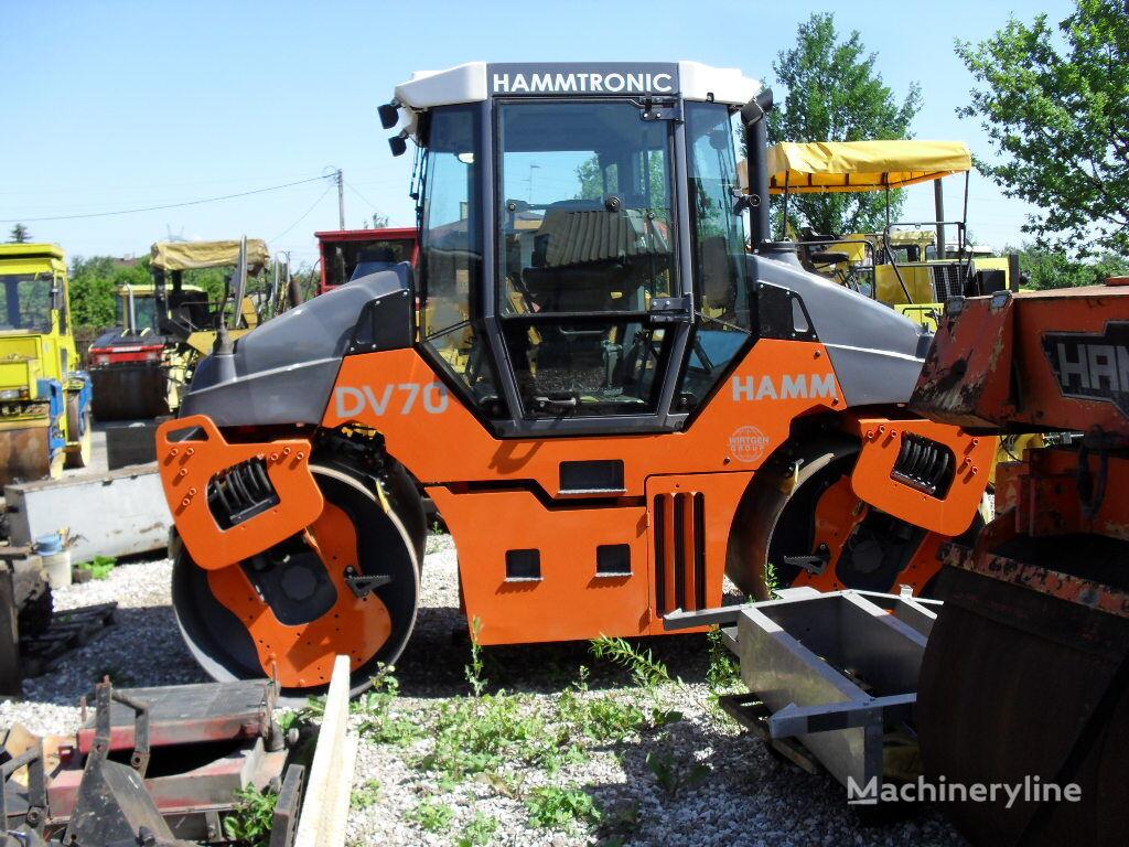 HAMM DV70VV road roller