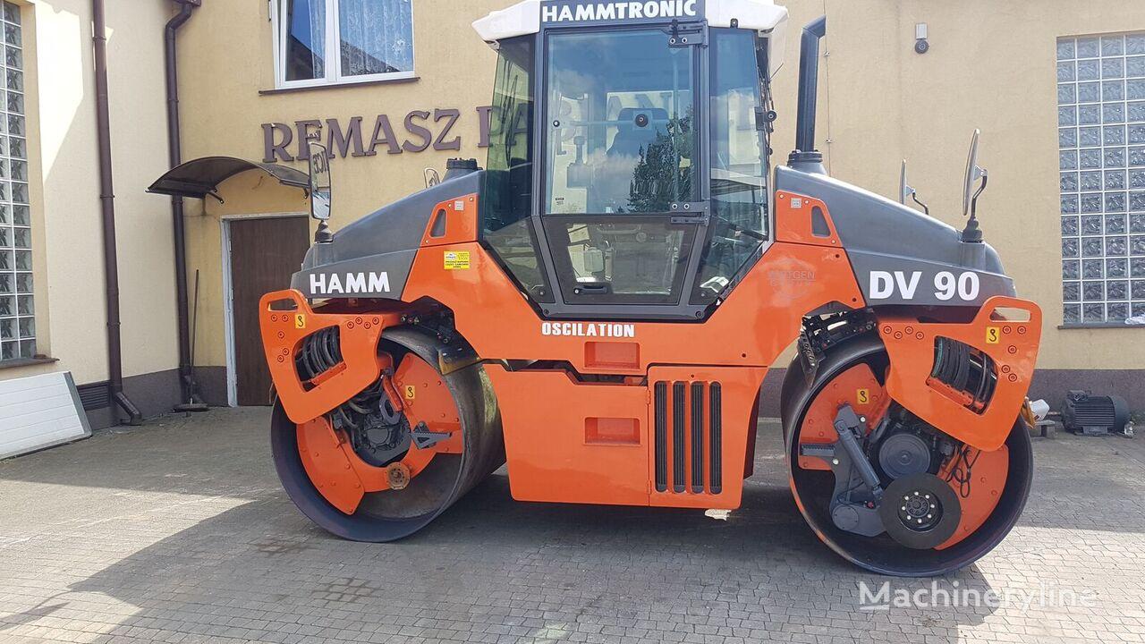 HAMM DV90VO road roller