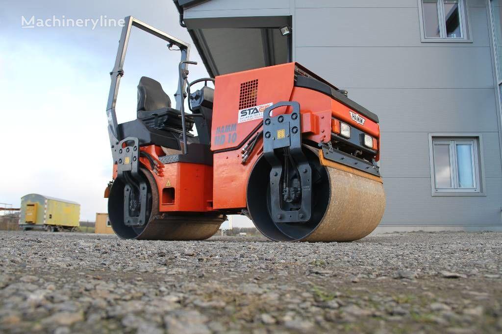HAMM HD 10 road roller