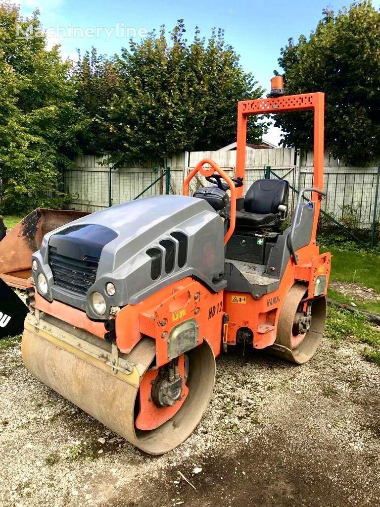 HAMM HD 12 VV road roller
