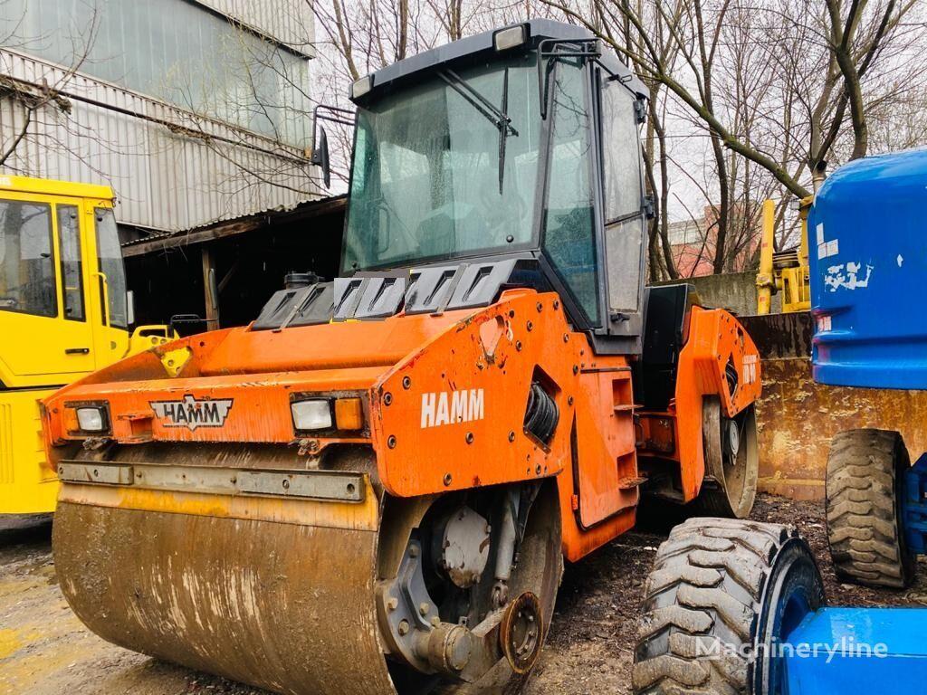 HAMM HD90 road roller