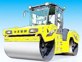 new XCMG XD132  road roller