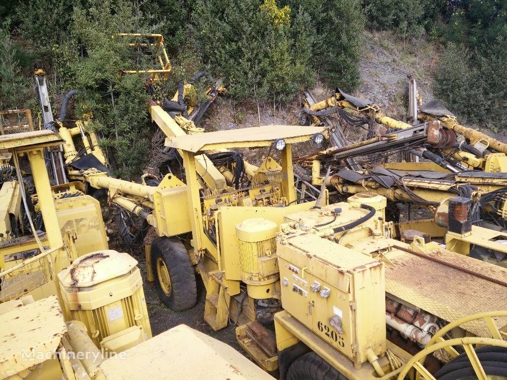 Atlas Copco Boomer H135 roadheader