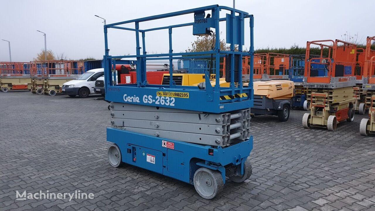 GENIE GS 2632 scissor lift