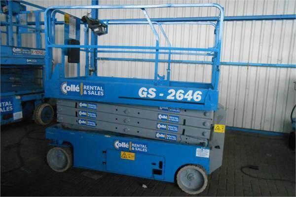 GENIE GS 2646 scissor lift