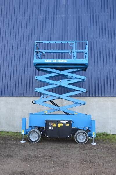 GENIE GS 4069 BE Hybrid scissor lift