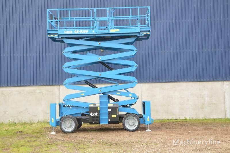 new GENIE GS 5390 RT scissor lift