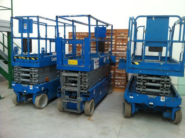 GENIE GS1932-2032-2632-2646-3246 scissor lift