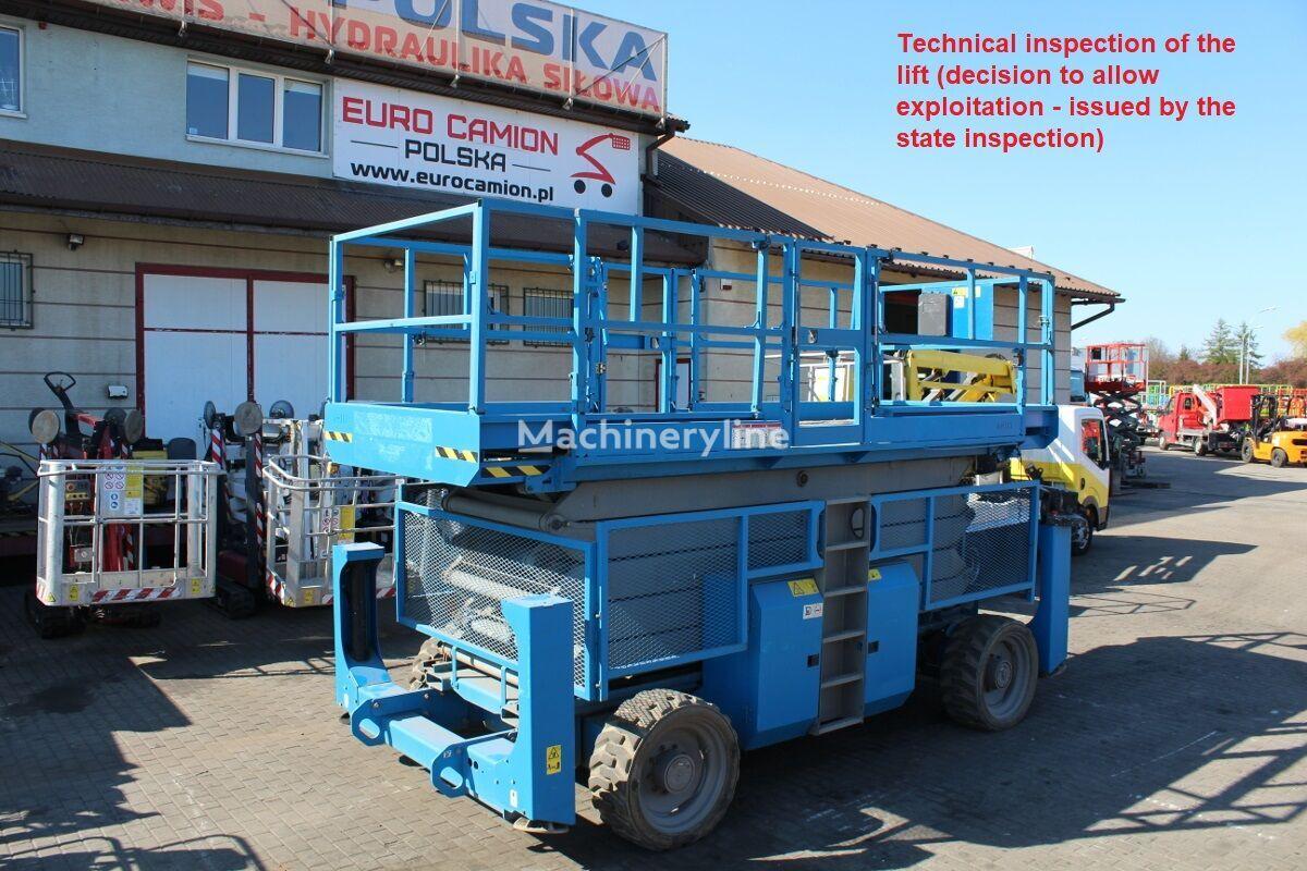 GENIE GS5390RT - 18m technical inspection Haulotte H18SX, jlg, skyjack scissor lift