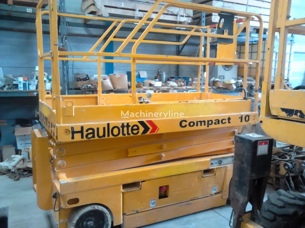 HAULOTTE Compact 10 scissor lift