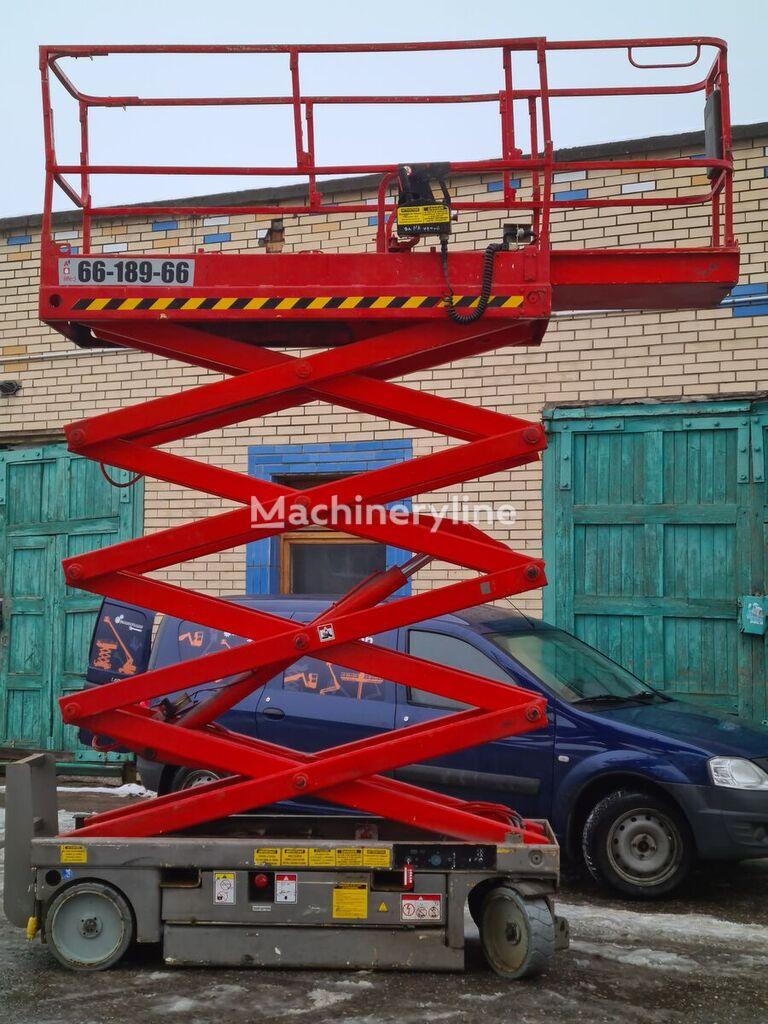 HAULOTTE Compact 10N. Uzkiy. 10 metrov scissor lift