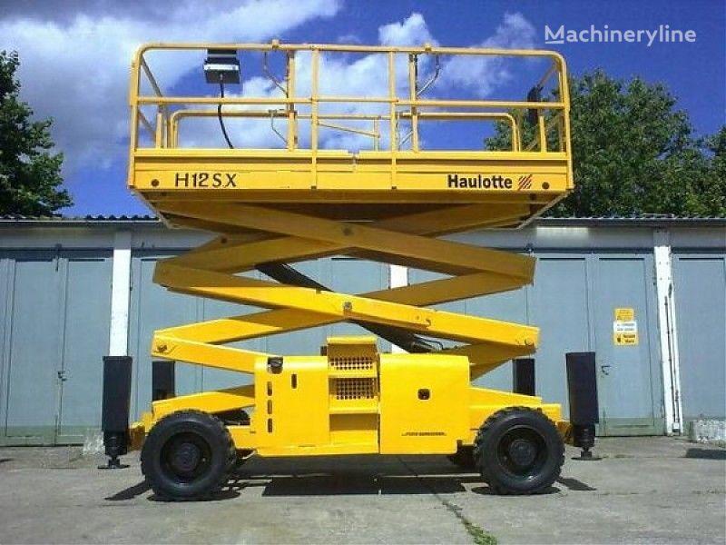 HAULOTTE H 12 SX scissor lift