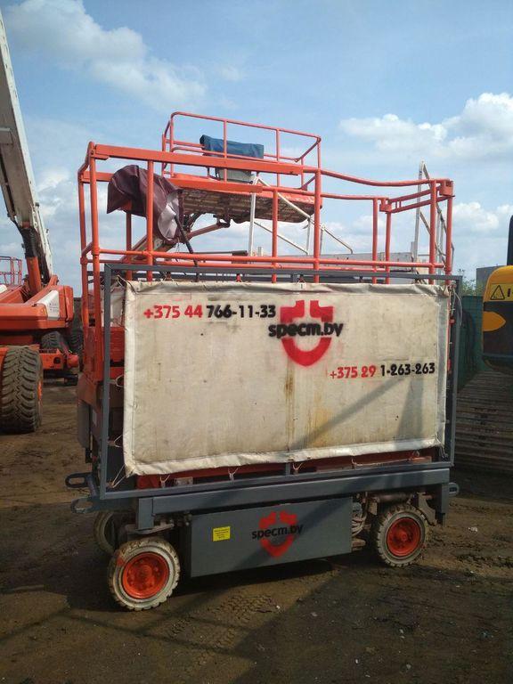 HAULOTTE H800E scissor lift