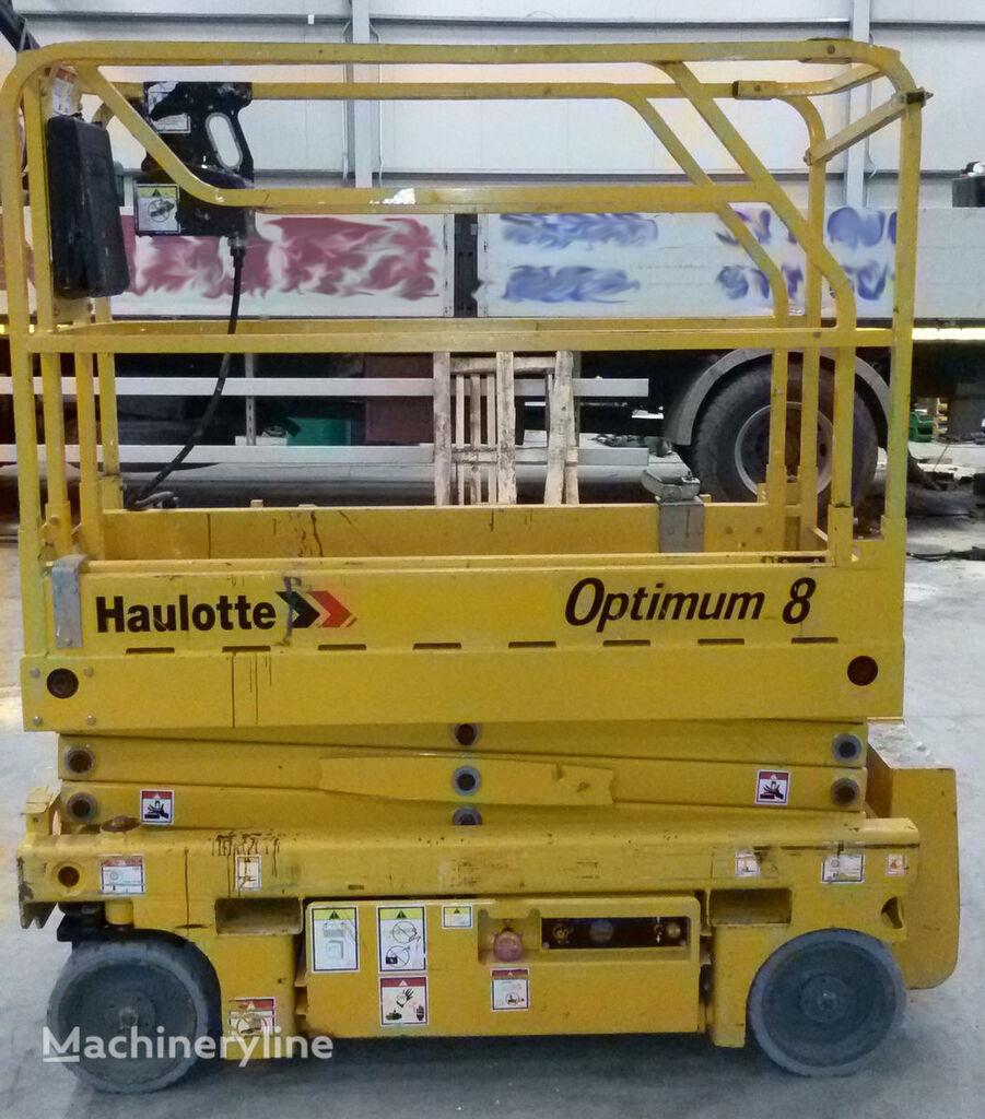 HAULOTTE Optimum 8 scissor lift
