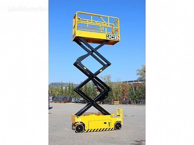 new JCB S 2032 E scissor lift