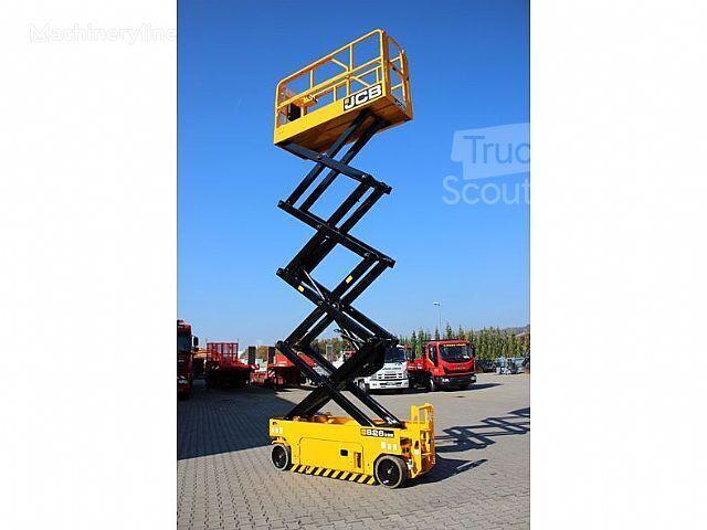 new JCB S 2632 E scissor lift