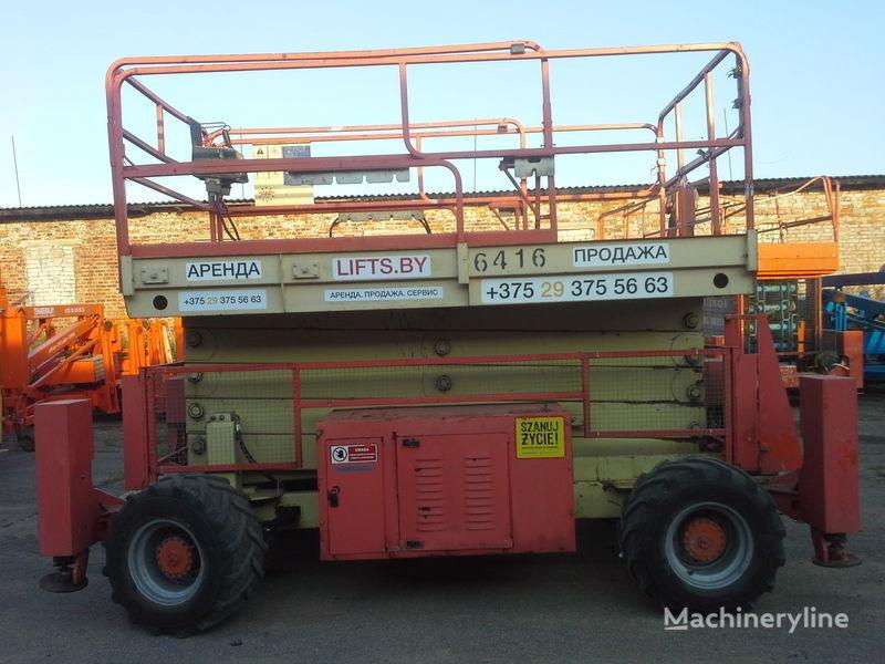JLG 40RTS  4*4 scissor lift