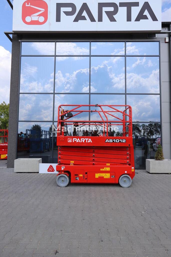 new LGMG PARTA AS1012 scissor lift