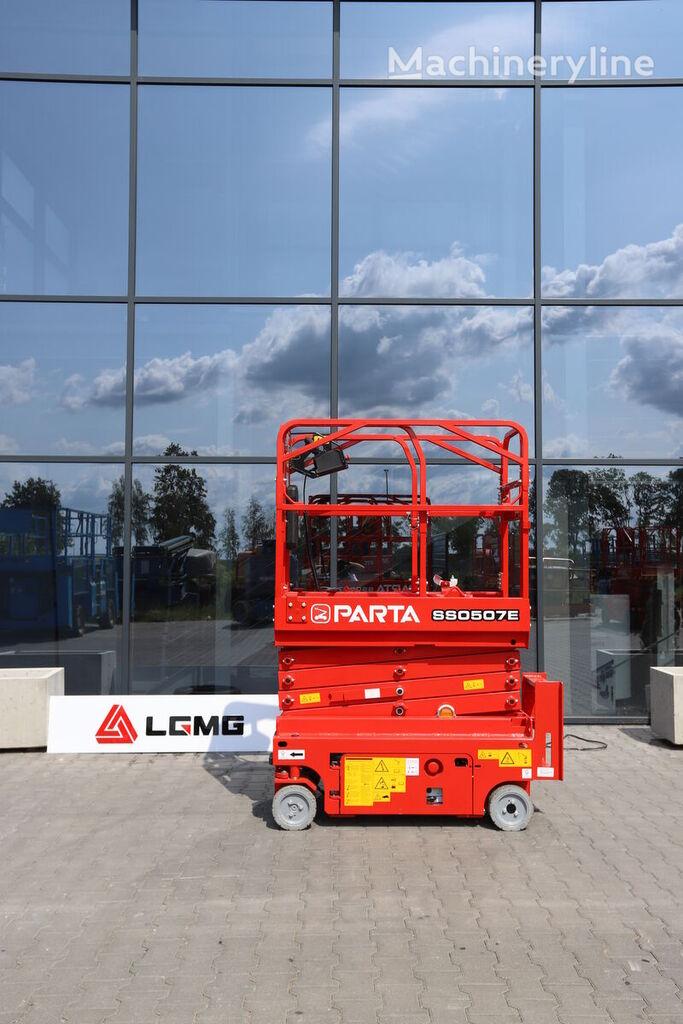 new LGMG SS0507 scissor lift