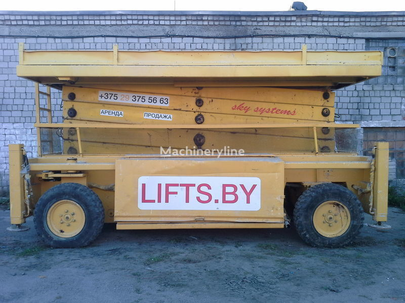 LIFTLUX SL-205-25   22.5m  4*4 scissor lift