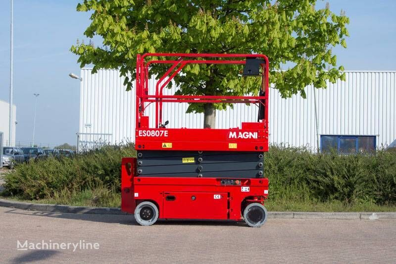 new MAGNI ES0807E scissor lift