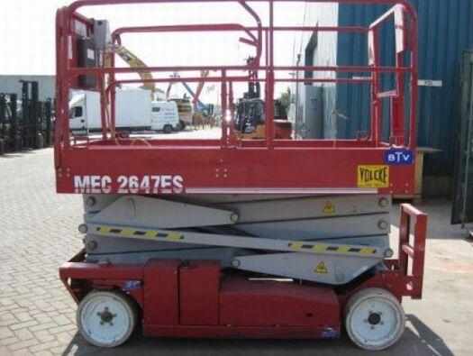 MEC 2647 scissor lift