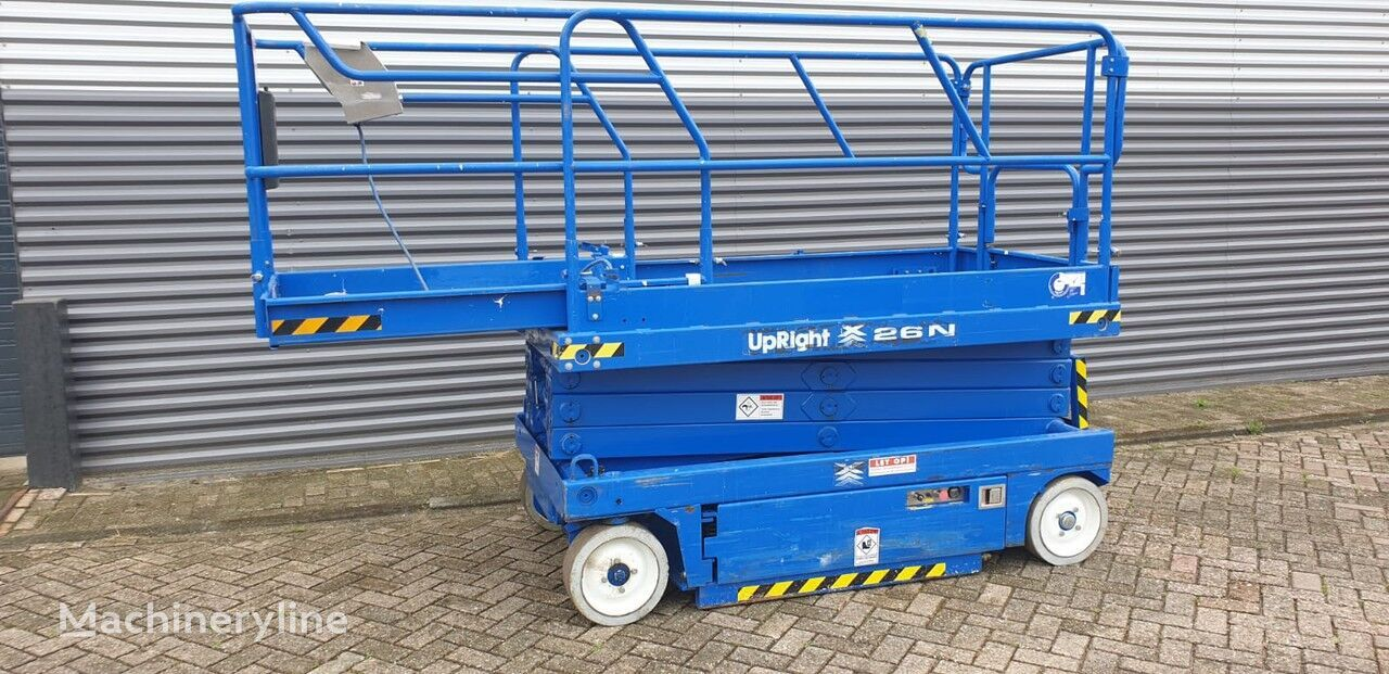 hoogwerker Upright 26 N scissor lift