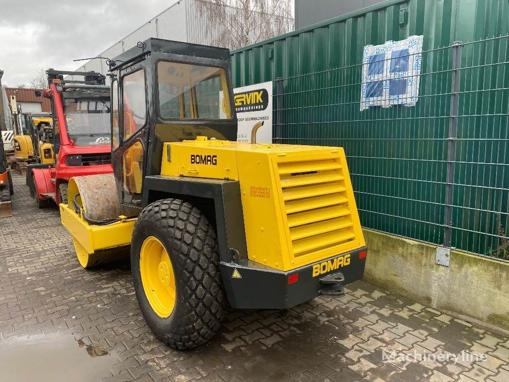 BOMAG BW 172 D single drum compactor