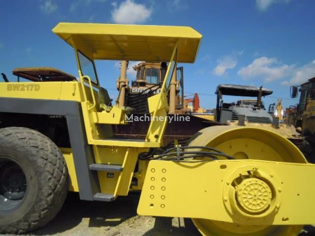 BOMAG BW217D single drum compactor