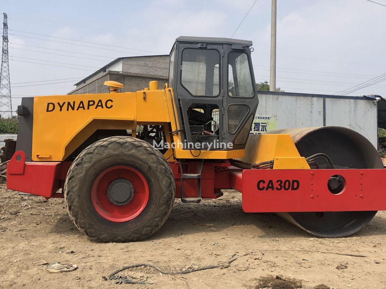 DYNAPAC CA30D single drum compactor