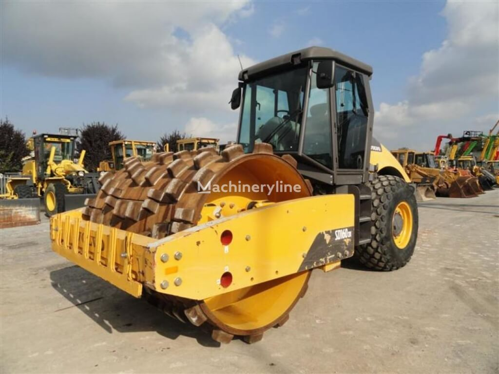 VOLVO SD160-DX single drum compactor