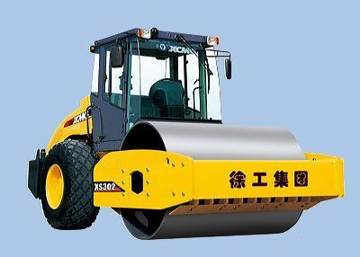 new XCMG XS302 single drum compactor
