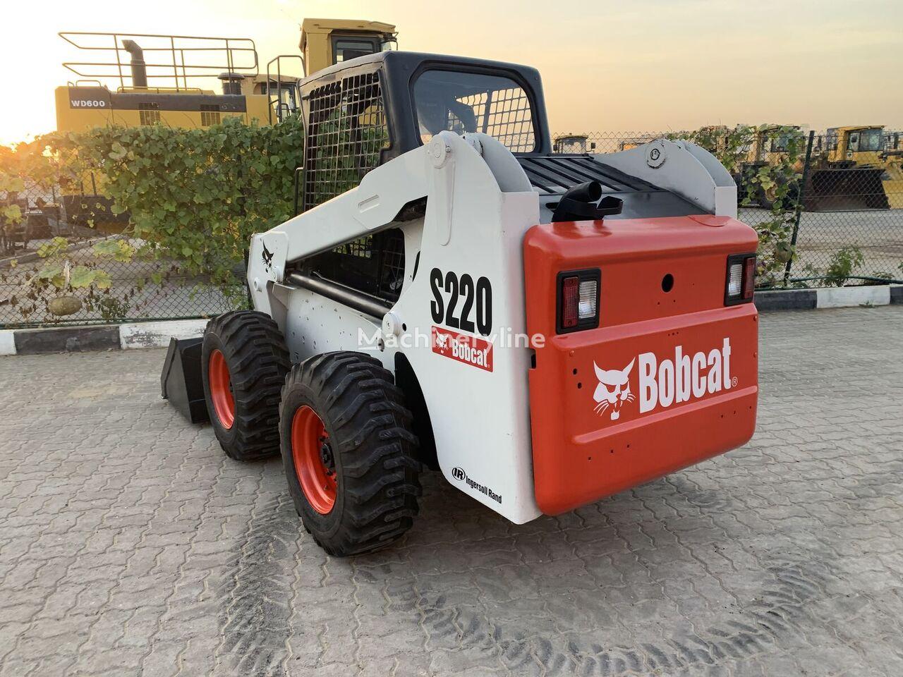 new BOBCAT S220 skid steer