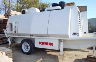 SCHWING stationary concrete pumps for sale, buy new or used