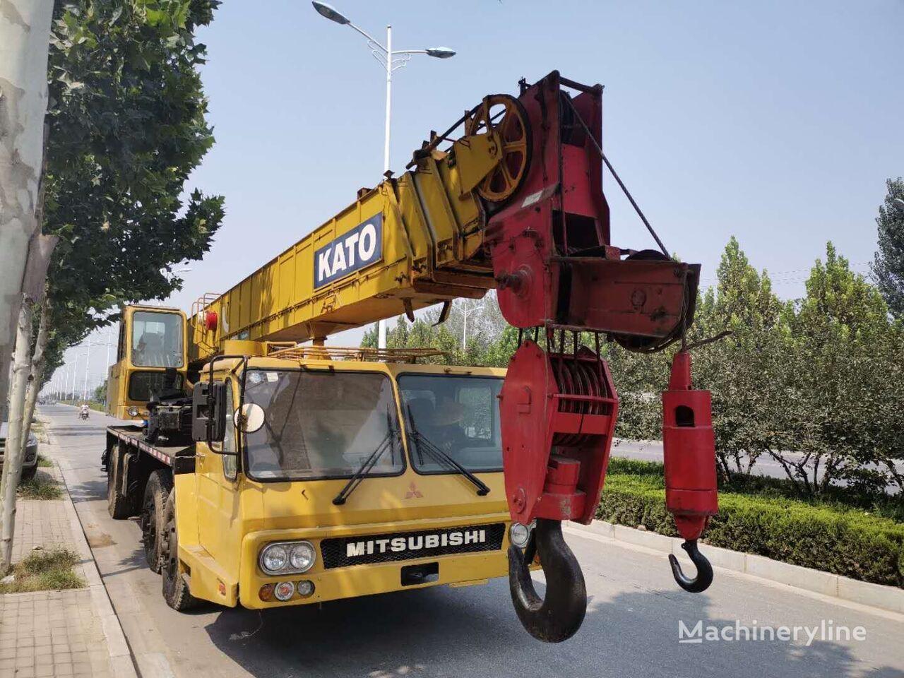 KATO NK500E-V  kato crane 50T  telescopic boom excavator