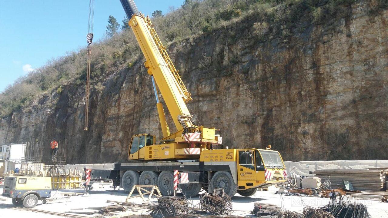 DEMAG AC 100 telescopic boom lift
