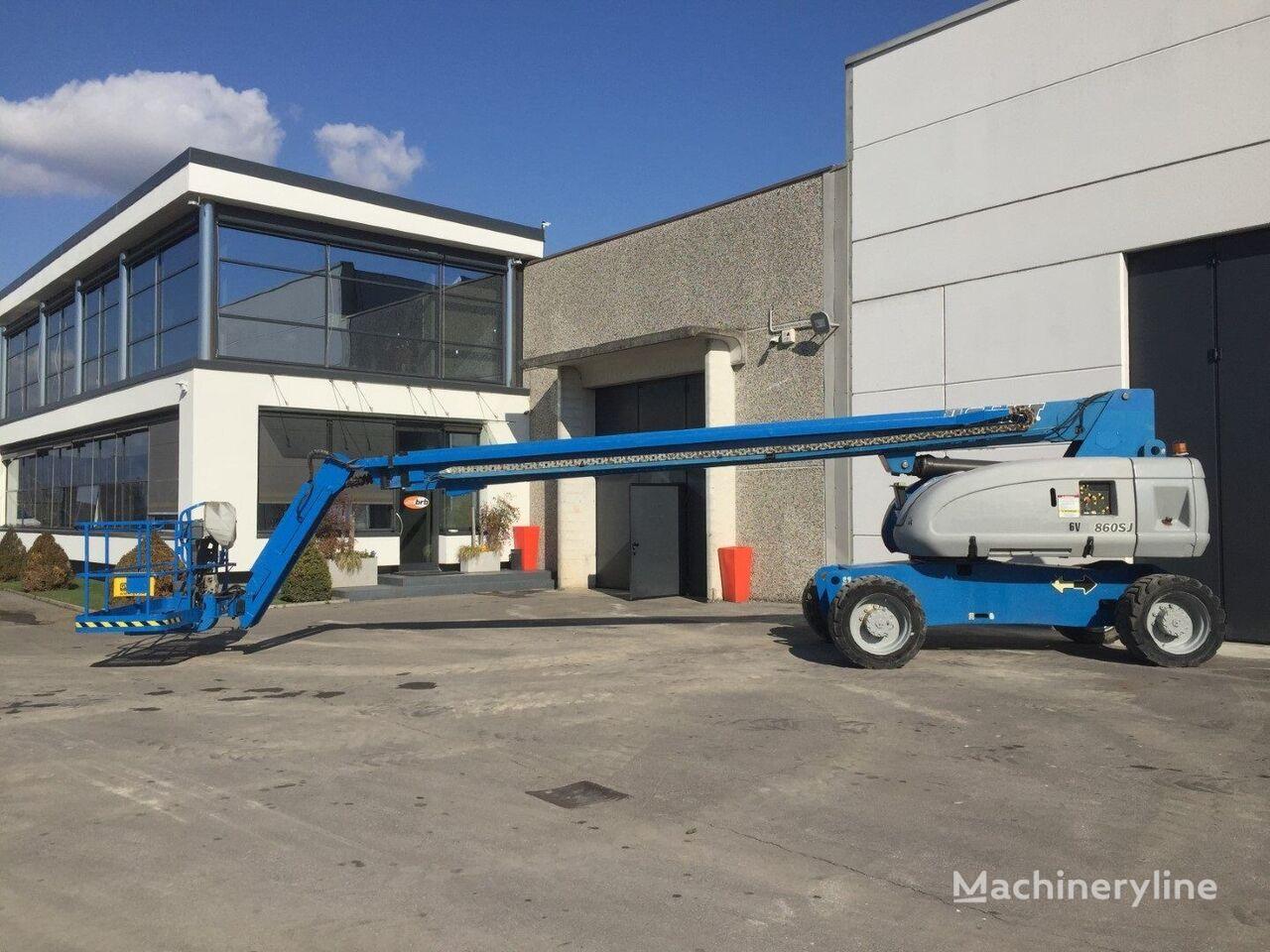 JLG 860 SJ telescopic boom lift