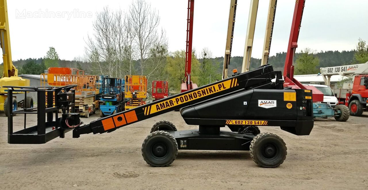 SNORKEL TB 42 RDZ telescopic boom lift