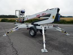 PODEMNIK TELESKOPIChESKIY PRICEPNOY DINO 150T telescopic boom lift