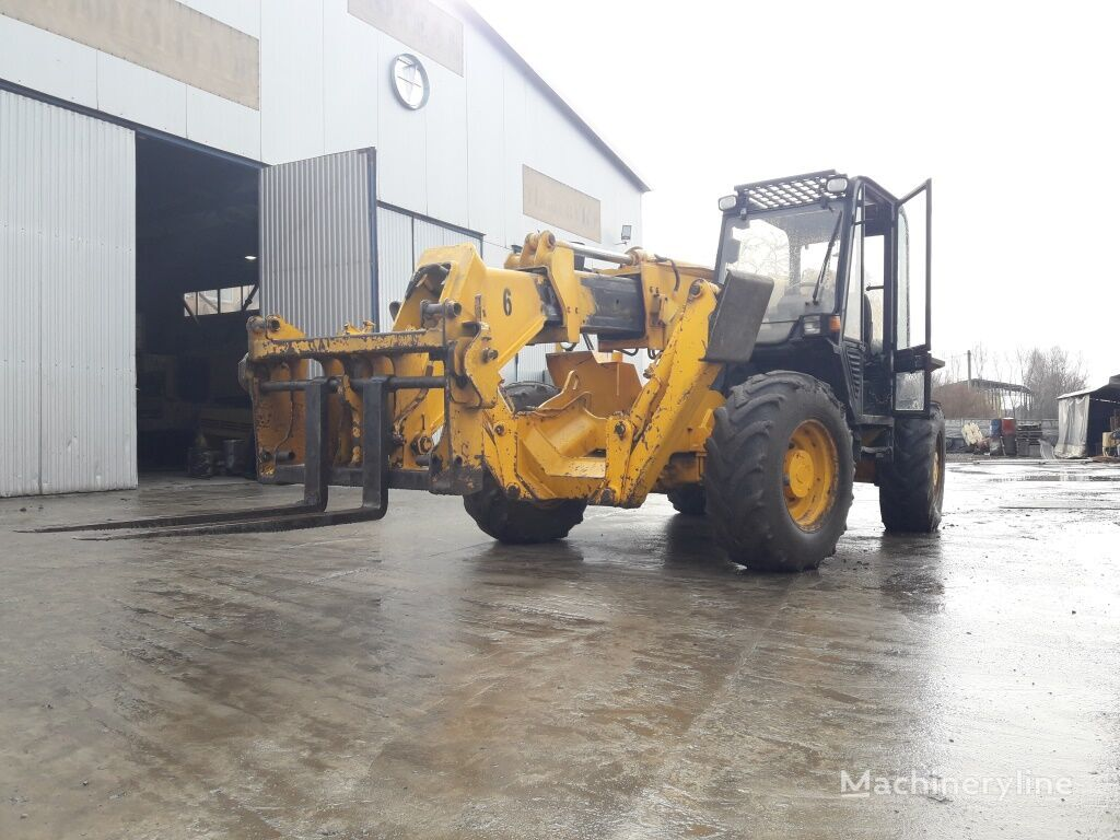 JCB 530-120 telescopic wheel loader