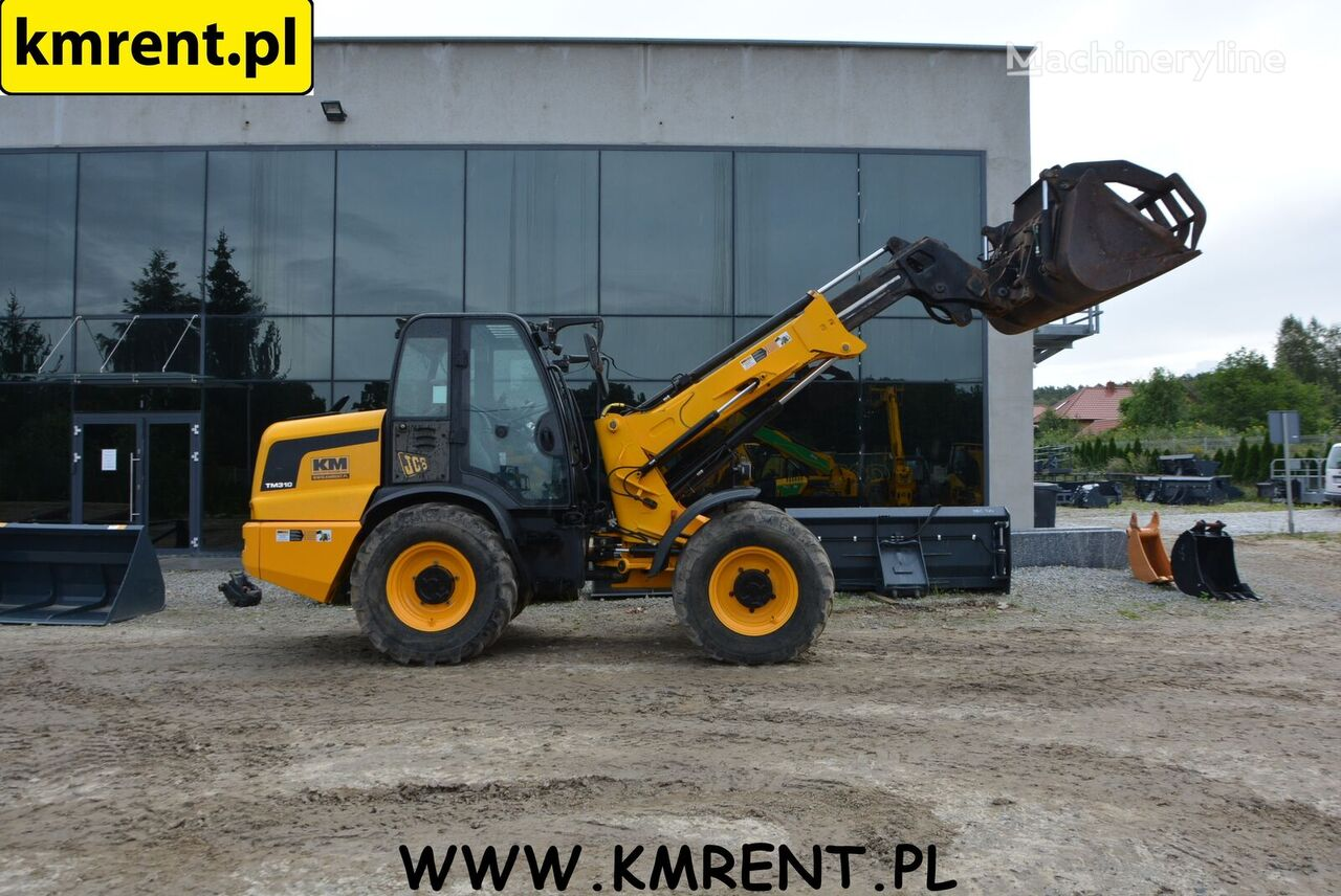 JCB TM 310 | 536-60 531-70 528-70 541-70 540-70 526 MANITOU 634 741 telescopic wheel loader