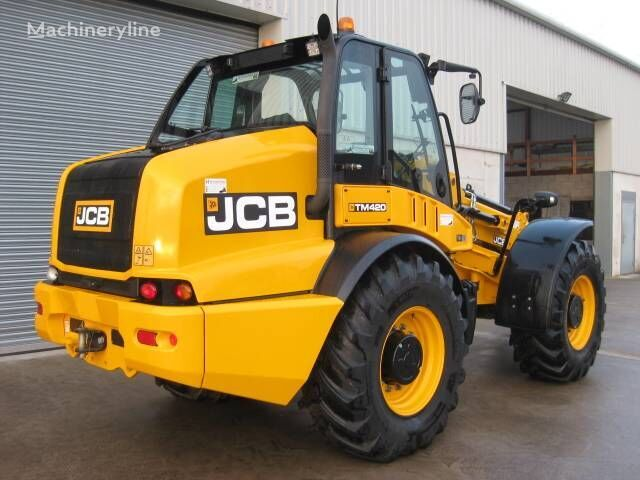 JCB TM420 telescopic wheel loader