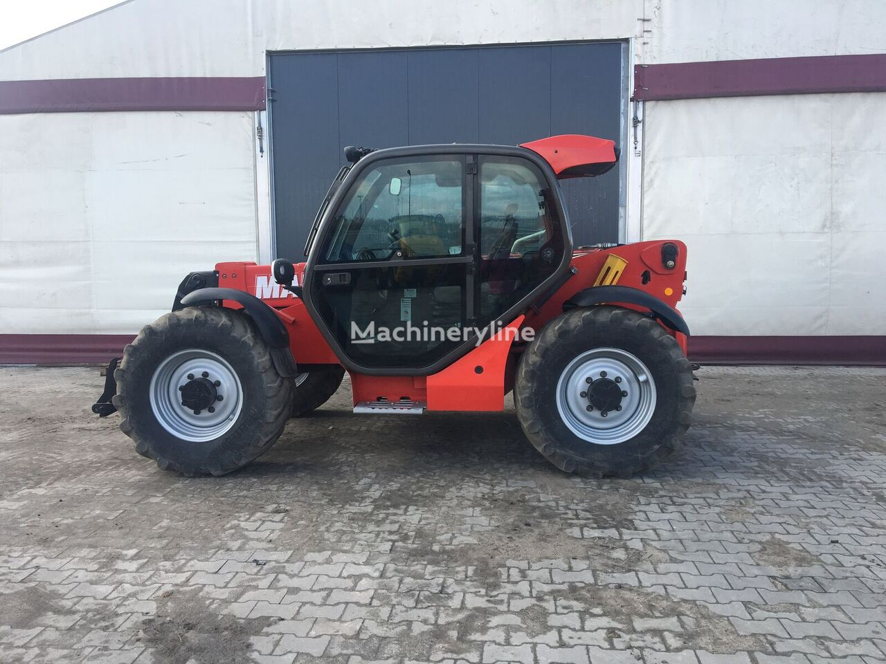 MANITOU MLT 741-120 PS  telescopic wheel loader
