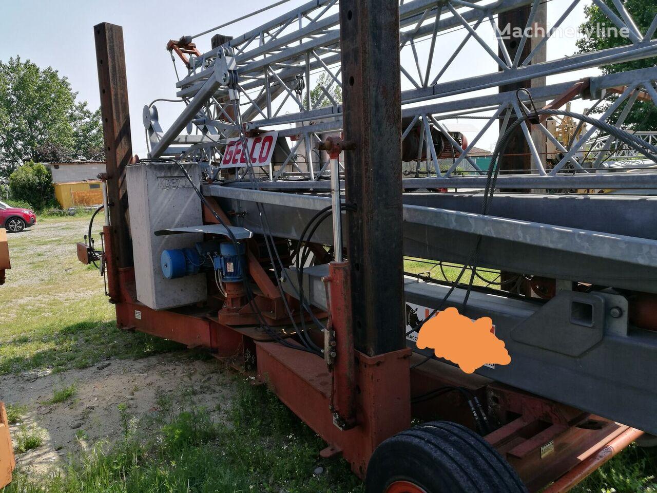 GELCO 21-19 TTBE  tower crane