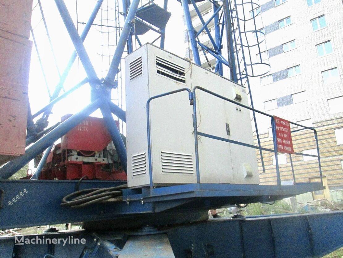 KB 408,21 tower crane